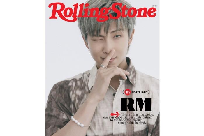 RM sempat mengalami kesulitan dalam perubahan image mereka dari grup idola yang tangguh di era 2 Cool 4 skool, menjadi lebih lembut pada era Most Beautiful Moment in Life / foto: rollingstone.com