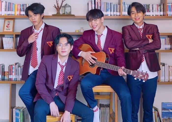TGX (debut 14 Februari 2020) / foto: instagram.com/tgx.official