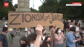 VIDEO: Warga Yahudi New York Gelar Aksi Bela Palestina