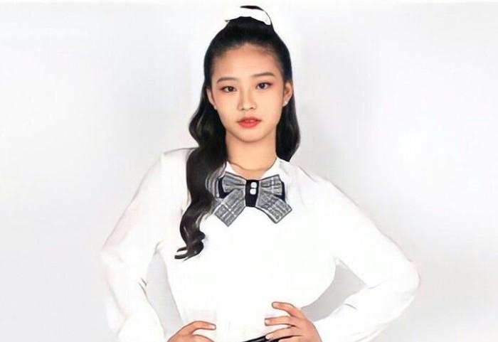 Hyun Hee, resmi bergabung dengan YG Entertainment sejak Juni 2020, dari DEF Dance Skool / foto: instagram.com/yg_trainees