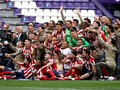 FOTO: Atletico Madrid Juara Liga Spanyol
