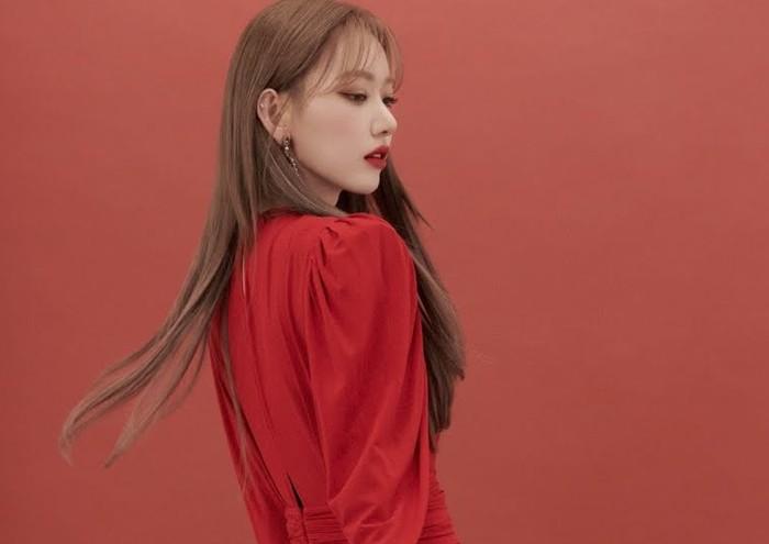 Tergabung dalam grup K-Pop ternyata tidak mematahkan popularitas Sakura. Bahkan jumlah penggemarnya semakin bertambah, dari seluruh dunia / foto: instagram.com/39saku_chan