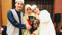 <p>Ketika sang kakak akan bercerai, adik Alvin, Ameer, justru berencana akan menikah, Bunda. Umi Yuni pun turut mendoakan agar Ameer mendapatkan jodoh yang cantik dan salehah. (Foto: Instagram: @umi_yuni_syahla_aceh)</p>