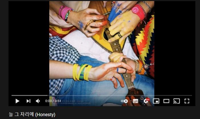 2. Honesty - 4th Mini Album 'Sherlock' (2012) / foto: youtube.com/shinee