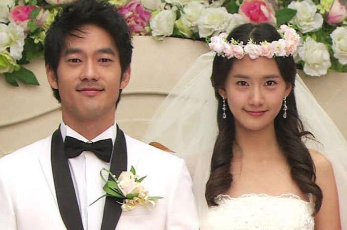 You're My Destiny jadi drama yang buat nama YoonA melejit di Indonesia. Di sini ia jadi gadis biasa, yang menikah dengan Park Jae Joong, seorang pria kaya. Hubungan keduanya ditentang oleh pihak keluarga mempelai pria / foto: kbs.co.kr