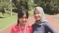<p>Di usianya yang masih muda, Jani sudah menorehkan prestasi di bidang olahraga lari, Bunda. (Foto: Instagram @arohali)</p>