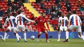 Bukti Janji Salah Usai Liverpool ke Liga Champions
