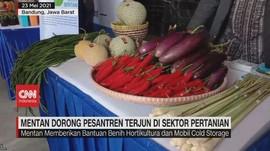 VIDEO: Mentan Dorong Pesantren Terjun Di Sektor Pertanian