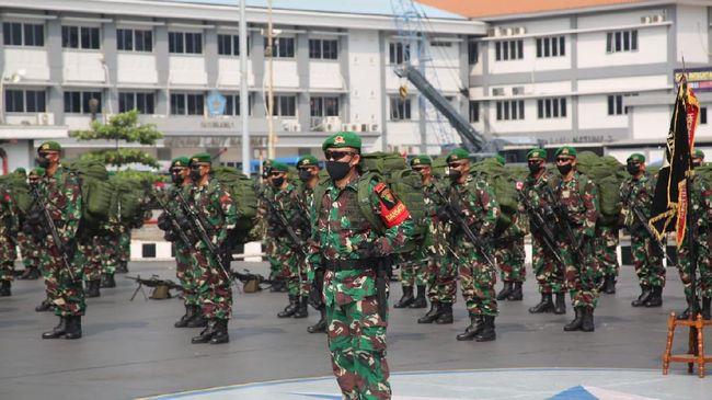 Polri mengatakan terjadi kekerasan bersenjata hanya di beberapa kabupaten, antara lain Kabupaten Puncak, Intan Jaya, Nduga dan Mimika.