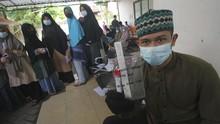 Rangkuman Covid: Klaster Ponpes-Sekolah, Ribut PCR Pesawat