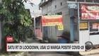 VIDEO: Satu RT di Lockdown Usai 13 Warga Positif Covid-19