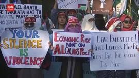 VIDEO: Dukungan Warga Pakistan Untuk Palestina