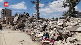 VIDEO: Kondisi Rumah Warga Di Gaza Pasca Gencatan Senjata