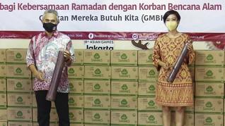 Kumpulkan Donasi, ABC Berbagi Kebersamaan Ramadan