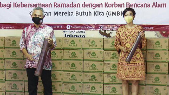 Melalui gerakan ABC Berbagi Kebersamaan Ramadan, PT Heinz ABC Indonesia mengumpulkan donasi Rp.1000 dari setiap pembelian produk ABC oleh konsumen.