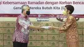 Ramadan dan Bencana, Inspirasi ABC Salurkan Bantuan