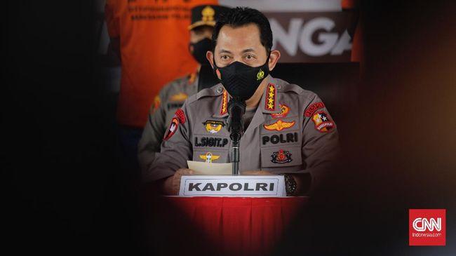 Kapolri Listyo Sigit Prabowo mewanti-wanti jajarannya untuk mewaspadai kemunculan klaster baru Covid-19 seiring pemberlakuan PPKM mikro di 34 provinsi.