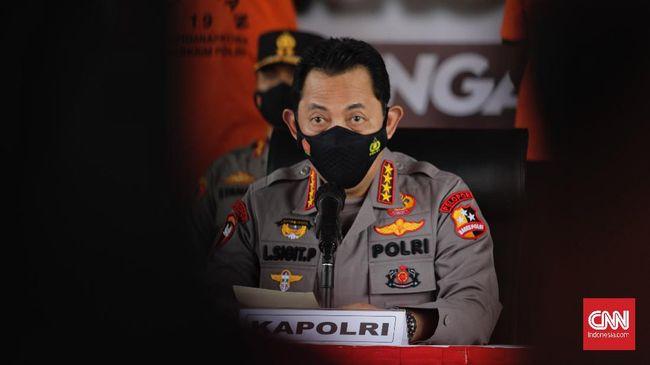 Kapolri Jenderal Listyo Sigit Prabowo mengatakan selain mempercepat vaksinasi di Bangkalan, juga perlu digencarkan tes, telusur, dan tindak lanjut (3T).