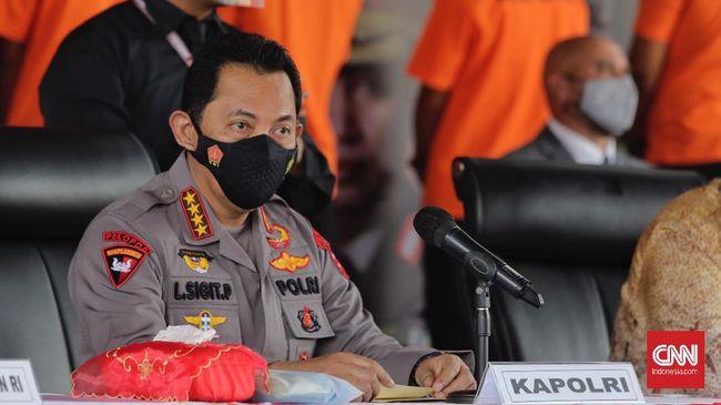 Kapolri Jenderal Listyo Sigit Prabowo memerintahkan Kapolda dan Kapolres untuk memberantas premanisme sesuai instruksi Presiden Joko Widodo.