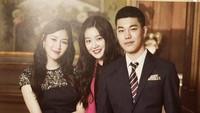 <p>Selain kakak perempuan, Lee Da In juga memiliki adik laki-laki bernama Lee Ki Baek. Namun adiknya tak mengikuti jejak mereka terjun ke dunia hiburan. (Foto: Instagram: @swag_miri)</p>