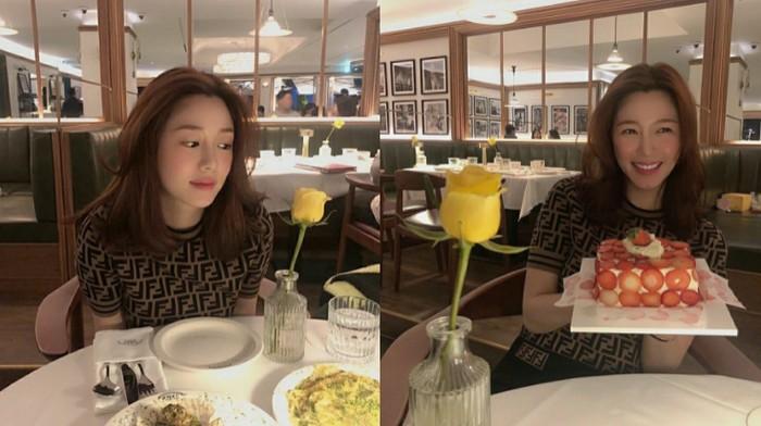 Lee Da In lahir di Korea Selatan pada tanggal 5 November 1992 sehingga sekarang sudah berusia 28 tahun. | instagram.com/xx__dain