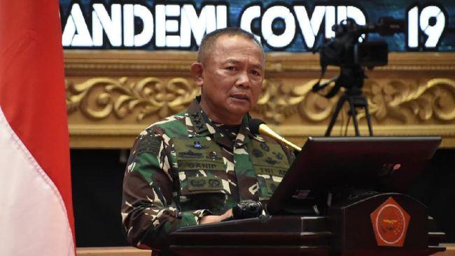 Ketua Satgas Penanganan Covid-19 Ganip Warsito mengatakan pemerintah sudah melakukan langkah efektif hingga bisa menurunkan kasus.