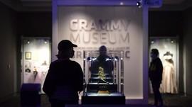 FOTO: Setahun Tutup karena Pandemi, Museum Grammy Dibuka Lagi