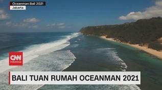 VIDEO: Bali Tuan Rumah Oceanman