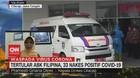 VIDEO: Tertular ABK Filipina, 33 Nakes Positif Covid-19