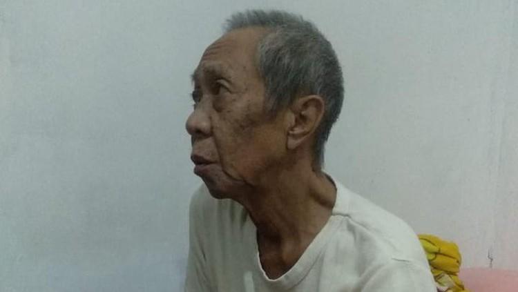 Kondisi terkini Abdul Hamid, pemeran Pak Ogah dalam program Si Unyil