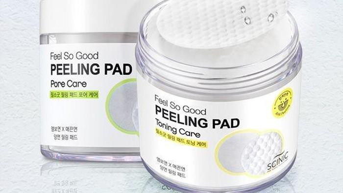 Praktis Digunakan, Berikut 5 Rekomendasi Peeling Pad Korea untuk Kulit Glowing