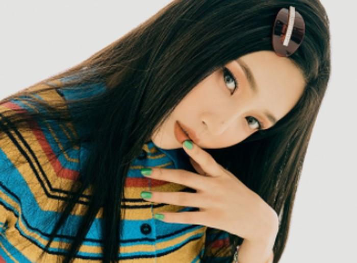 Beberapa waktu lalu, SM Entertainment mengumumkan kalau Joy akan segera merilis album solo pada tanggal 31 Mei 2021 / foto: twitter.com/RVsmtown