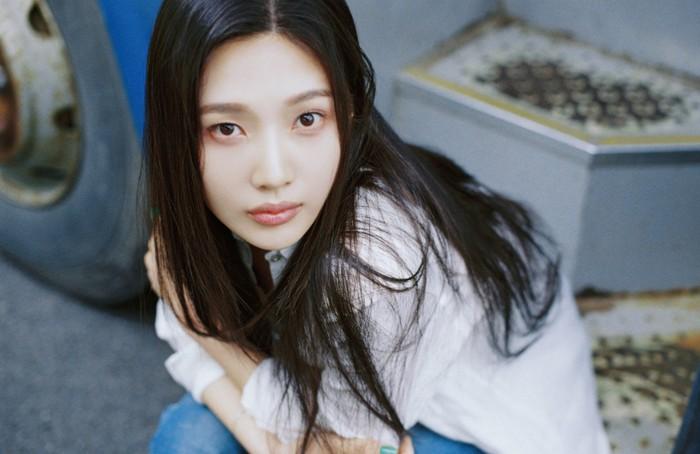 Kemampuan vokal Joy memang sudah diakui publik. Terbukti dengan suksesnya OST yang ia bawakan dalam berbagai judul drama populer / foto: twitter.com/RVsmtown