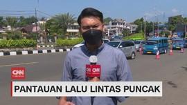 VIDEO: Pantauan Lalu Lintas Puncak, Libur Hari Waisak
