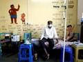 FOTO: Gedung Sekolah di India Disulap untuk Pasien Covid