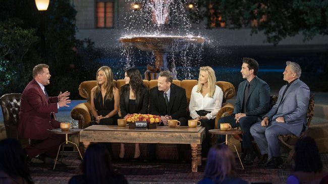 Setelah episode reuni usai ditayangkan, saat ini giliran kapal pesiar 'Friends' yang akan memanjakan para penggemarnya.