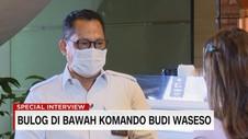 VIDEO: Bulog di Bawah Komando Budi Waseso - Special Interview