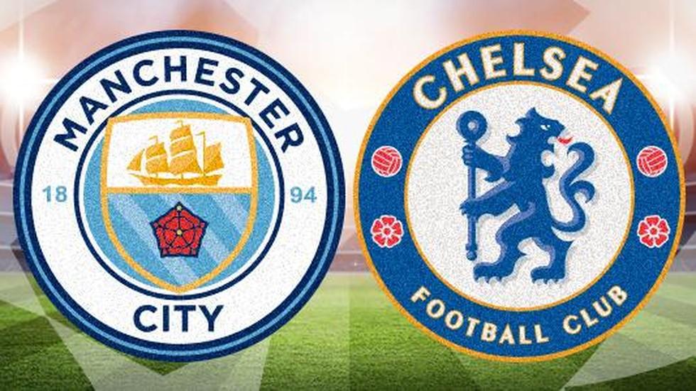 Final Liga Champions Man City vs Chelsea