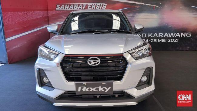 Beberapa jam setelah Toyota Raize 1.200 cc meluncur, Daihatsu merilis Rocky 1.200 cc dengan harga mulai Rp185 juta.