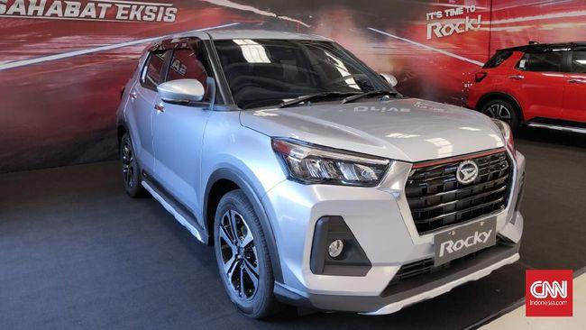 Inden Daihatsu Rocky sekitar 1-2 bulan, sedangkan Toyota Raize mulai dua bulan.