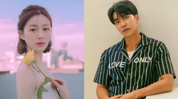 Resmi Jadian, Ini 7 Fakta Hubungan Lee Seung Gi dan Lee Da In