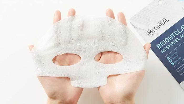 4 Varian Meshpeel, Kombinasi Unik Sheet mask dan Clay Mask dari Mediheal