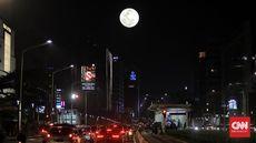 Fase Bulan Baru dan Gerhana Matahari Cincin Muncul 10 Juni