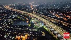 Alasan Jalan Tol Layang MBZ Ditutup Hingga 22 Juli