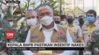 VIDEO: Kepala BNPB Pastikan Insentif Nakes