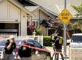 FOTO: Penembakan Maut di Depo Kereta California