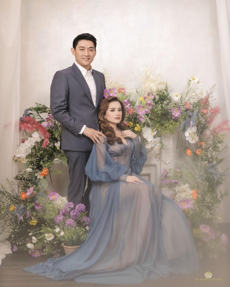 Pre Wedding Ifan Seventeen dan Citra Monica