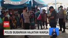 VIDEO: Polisi Bubarkan Hajatan Warga