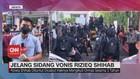 VIDEO: Sidang Vonis Rizieq Shihab