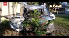VIDEO: Ambulans Bawa Jenazah Kecelakaan Di Brebes, 2 Tewas
